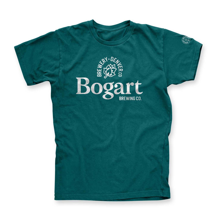Bogart brewery craft brewery branding coasters design cans mockup Kalistostudio craft beer design